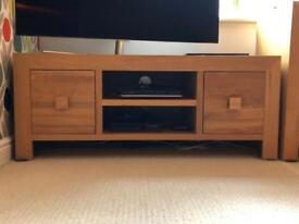 TV Bench and Sideboard