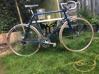 Raliegh granada reynold 531 original factory fresh road bike