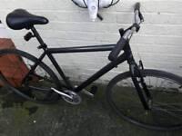 Raleigh hybrid bike