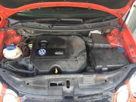 VW Polo Diesel engine (kit car)