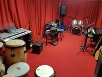 Hire Inchgarth Music Room