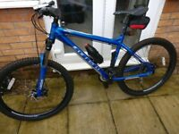 Carrera Centos 13 Hardtail MTB Mountain Bike Bicycle - Like New - Literally Used 5 Times