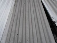 metal steel tin roof corrugated galvanised roof sheet sheets cladding stables shed garage allotment