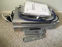 Sony DVD Player & Video Recorder