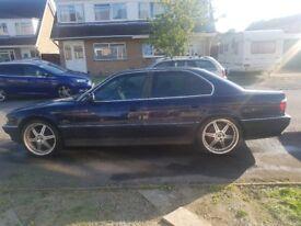 BMW 730 V8