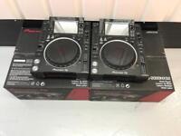 PIONEER CDJ 2000 NEXUS 2 PAIR MINTTTT DJM XDJ DDJ