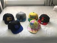 Six Starter Caps
