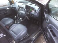 2006 ford Fiesta ghia with 5 months mot in great condition