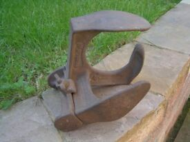Cobbler's Shoe last