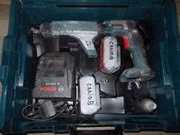 Bosch 18v collated screw driver