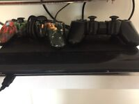 PS3 slimline and games