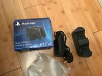 Sony PlayStation 4 charging station like with box