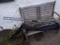 Alcedo 14ft fishing rod