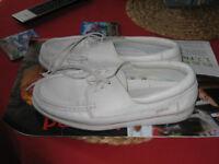 white bowling shoes size 8