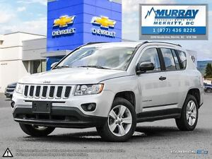 2011 Jeep Compass Sport/North**4WD, CD, A/C**