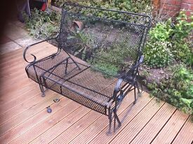 Comfortable Garden Swing Seat - Great Condition
