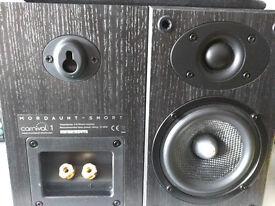 mordaunt short carrnival 1 speakers 4 off
