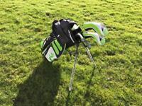 Child's Golf Clubs Set