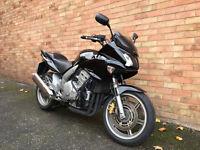HONDA CBF 1000 A-7 BLACK 2008 CBF1000 ABS