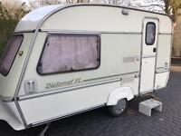 Vintage Caravan (Ace Diplomat XL)