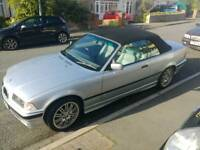 BMW 318i LUX CONVERTIBLE