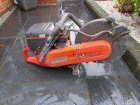 Husqvarna K760 cut off/disc cutter saw.