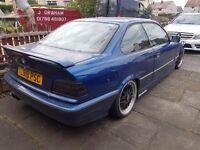 E36 COUPE 1994 325I SPORT & EXTRAS £1000