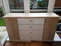 Brand new large chest of drawers