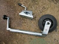 trailer jockey wheel NEW