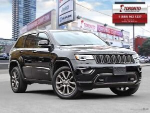 2017 Jeep Grand Cherokee LIMITED 75TH