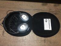 Bose ® QuietComfort ® QC 15 Acoustic Noise Cancelling Headphones - Black/Silver