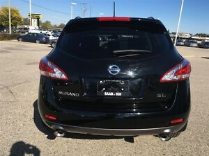 2014 Nissan Murano AWD ONE OWNER ACCIDENT FREE SL HEATED LEATHER Kitchener / Waterloo Kitchener Area image 5