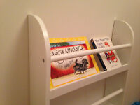 Wooden Gallery bookcase from Great Little Trading Company