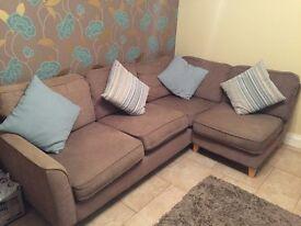 Sofa Workshop Corner Settee For Sale - £125