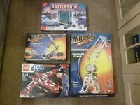Lego Star Wars Republic Striker, Nuts+Bolts and Battleship: Brand new unopened for boys Christmas