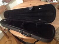 Full size violin case