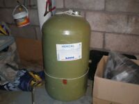 Hot Water Cylinder with immersion heater