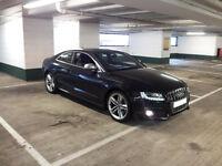 Audi S5,Panoramic Sunroof,Milltek exhaust,TV,Dab Digital Radio,Bang&Olufsen,AMI,Audi Warranty Clutch