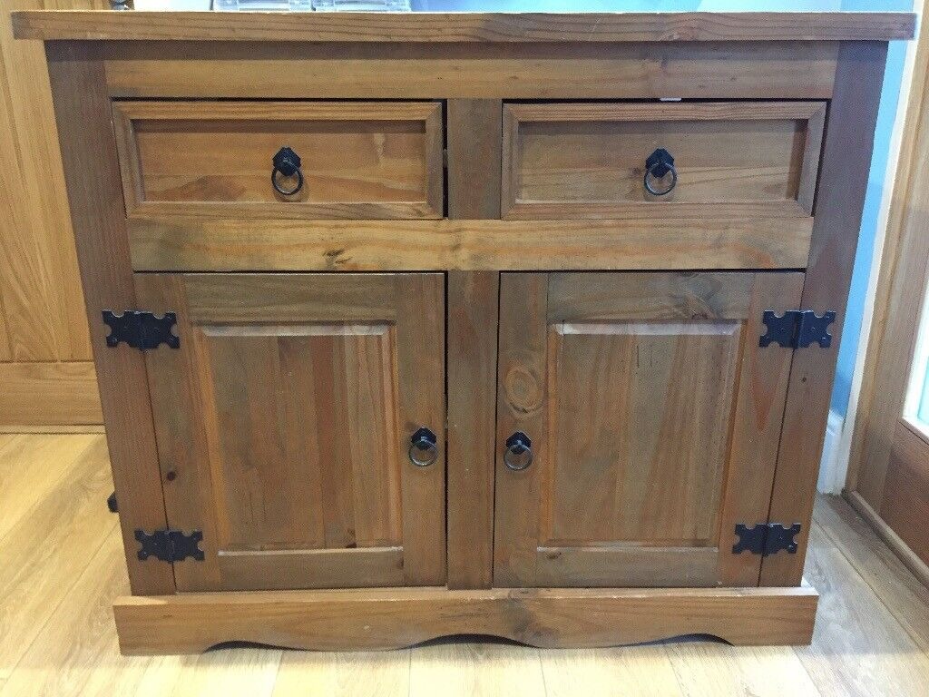 Upcycling Opportunity 2 Drawer 2 Door Sideboard In Dartford Kent