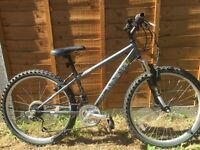Boys 24 Inch Wheel Raleigh Mountain Bike