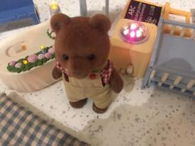 Sylvanian Family Figures and Accessories