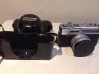 Old Yashica camera