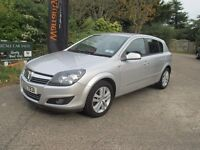 very clean 2008 vauxhall astra 1.6 sxi.1 owner,full vauxhall service history.