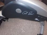 Carl lewis riwing machine for sale need gine asap to free up some space