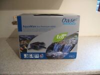 bran new boxed never used oase eco pond pump 6000