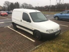 Citroen berlingo 1.9 long MOT