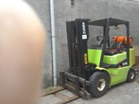 Good working condition forklift