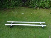Roof bars , heavy duty