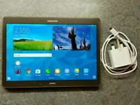 "Samsung galaxy tab S 10.5"" 16gb WiFi EXCELLENT condition"