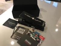 Mxr Dunlop MC404 CAE Dual Inductor guitar Wah pedal in perfect as new condition with box